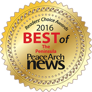 Peace Arch News Readers' Choice Awards 2016 - Dr. Howard Green
