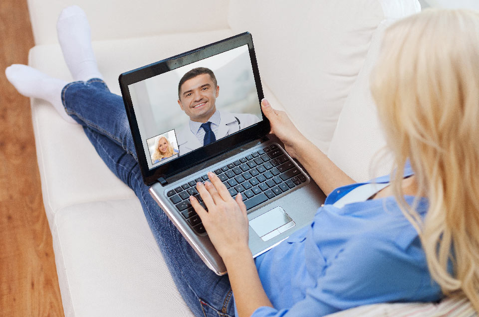 We are now offering telehealth video visits with Dr. Green for both new and current patients.